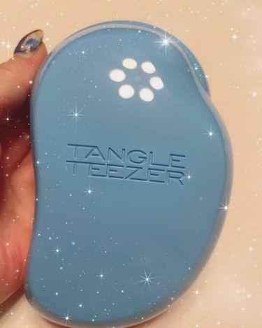 Mami *さんの「TANGLE TEEZER(タングル ティーザー)The Original<ヘアケアグッズ>」を含むクチコミ