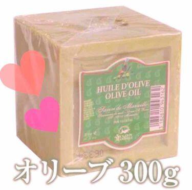 シャワーソープ(オリーブ)/マルセイユ石鹸/ボディソープを使ったクチコミ(1枚目)