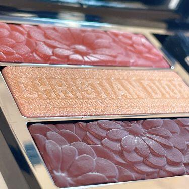 トリオ ブリック パレット<ピュア グロウ>/Dior/パウダーアイシャドウを使ったクチコミ(7枚目)