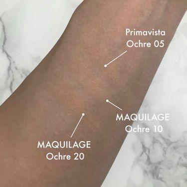 🐄mow-co🐄さんの「ソフィーナ プリマヴィスタきれいな素肌質感パウダーファンデーション<パウダーファンデーション>」を含むクチコミ