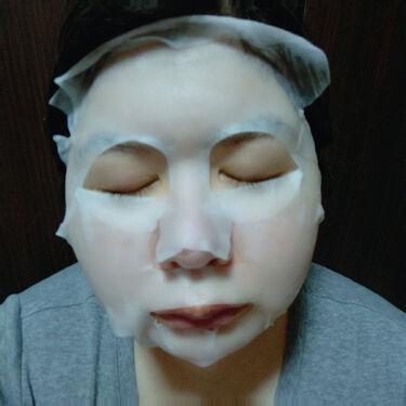 雪っこフェイスマスク/ゼトックスタイル/シートマスク・パックを使ったクチコミ(4枚目)