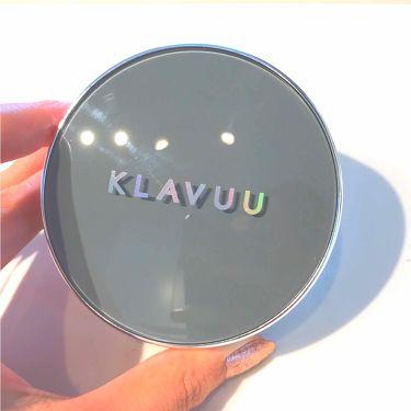 KLAVUU アーバンパールステーションハイカバレイジテンションクッション/その他/その他ファンデーションを使ったクチコミ(1枚目)