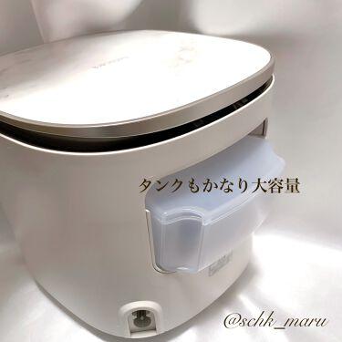 スチーマー ナノケア EH-SA0B/Panasonic/スキンケア美容家電を使ったクチコミ(3枚目)