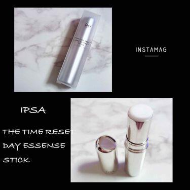 SAORI💜さんの「イプサザ・タイムR デイエッセンススティック<美容液>」を含むクチコミ