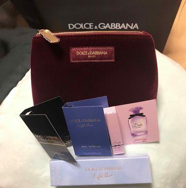 ライトブルー オードトワレ/DOLCE&GABBANA BEAUTY/香水(レディース)を使ったクチコミ(2枚目)