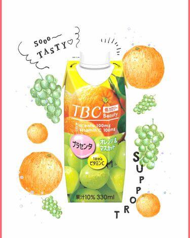 Wヒアルロン酸コラーゲン アップル&ピーチ/TBC/ドリンクを使ったクチコミ(2枚目)