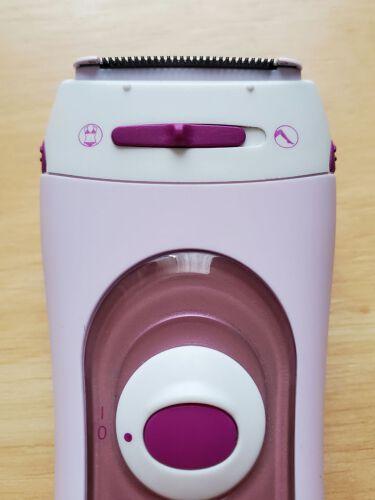 ブラウン 女性用シェーバー シルク・エピル LS 5160 R/LS5140R/ブラウン/ボディケア美容家電を使ったクチコミ(3枚目)
