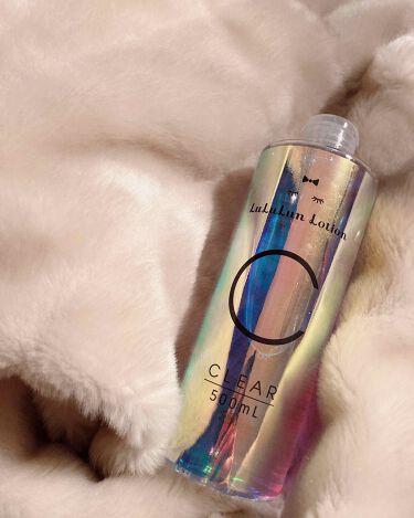ルルルンローション クリア/ルルルン/化粧水を使ったクチコミ(1枚目)
