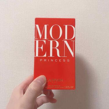 モダン プリンセス オードパルファム/LANVIN/香水(レディース)を使ったクチコミ(2枚目)