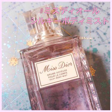 ミス ディオール シルキー ボディ ミスト/Dior/ボディローション・ミルクを使ったクチコミ(1枚目)