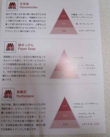 J-Scent フレグランスコレクション 和肌/J-Scent(ジェイセント)/香水(レディース)を使ったクチコミ(3枚目)
