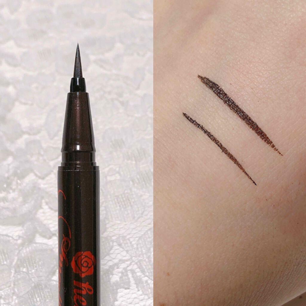 KISSME花漾美姬 零阻力眼線液筆