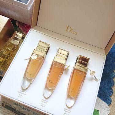 プレステージ ソヴレーヌ オイル/Dior/フェイスオイルを使ったクチコミ(2枚目)