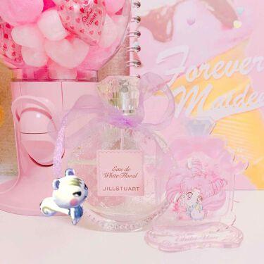 あち🐻🍫❣さんの「ジルスチュアートリラックスオードホワイトフローラル<香水(レディース)>」を含むクチコミ