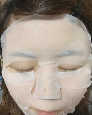 シートマスク/ダーマル(韓国)/シートマスク・パックを使ったクチコミ(2枚目)