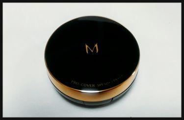KOBAさんの「MISSHAM クッション ファンデーション(プロカバー)<その他ファンデーション>」を含むクチコミ