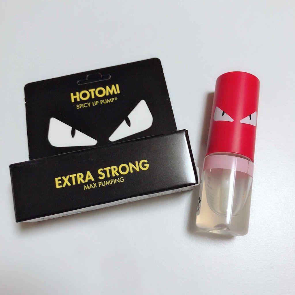 その他 HOTOMI Spicy Lip Pumpリッププランパー