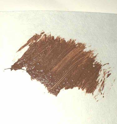 クレヨンタッチ ミー アイブロウマスカラ ライトブラウン/キャンドゥ/眉マスカラを使ったクチコミ(2枚目)