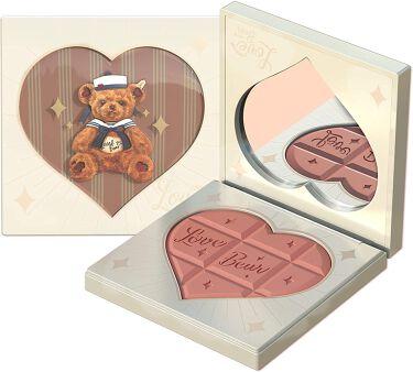 Love Bear ブラッシュ ミルクチョコレート