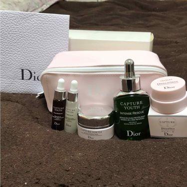 カプチュール ユース グロウ ブースター/Dior/美容液を使ったクチコミ(1枚目)