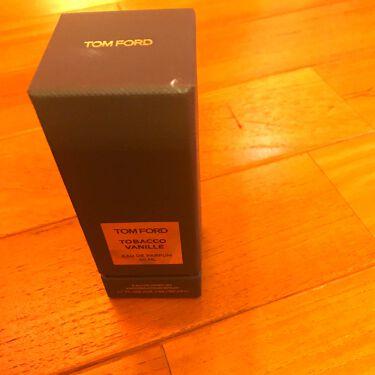 タバコ・バニラ オード パルファム スプレィ/TOM FORD BEAUTY/香水(メンズ)を使ったクチコミ(1枚目)