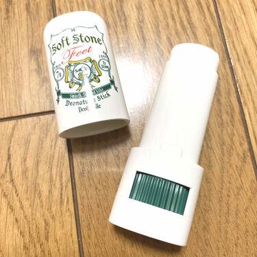 デオナチュレ 薬用 ソフトストーン足指/デオナチュレ/デオドラント・制汗剤を使ったクチコミ(2枚目)