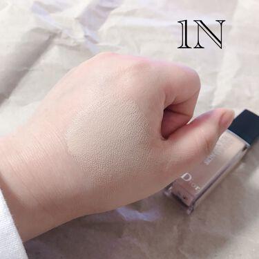 ディオールスキン フォーエヴァー スキン コレクト コンシーラー/Dior/コンシーラーを使ったクチコミ(8枚目)