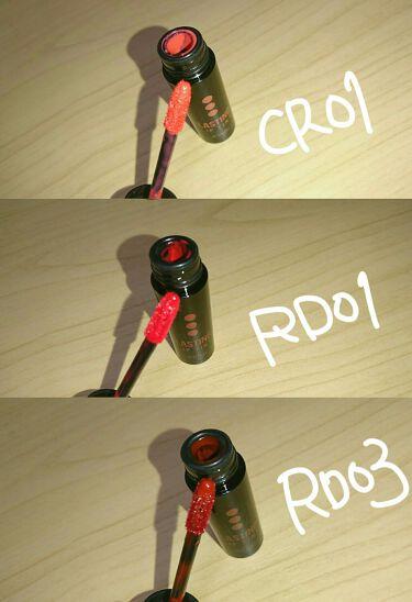 ラスティングリップティント/A'PIEU/リップケア・リップクリームを使ったクチコミ(2枚目)