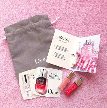 ディオール アディクト リップ グロウ オイル/Dior/リップグロスを使ったクチコミ(4枚目)