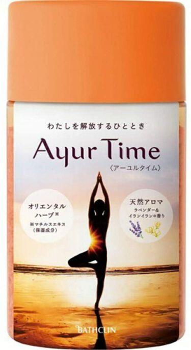 Ayur Time(アーユルタイム) ラベンダー&イランイランの香り 720g