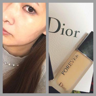 ディオールスキン フォーエヴァー フルイド マット/Dior/リキッドファンデーションを使ったクチコミ(2枚目)