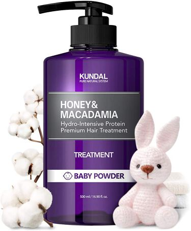 ハニー&マカダミア プロテイントリートメント ベビーパウダー Baby powder