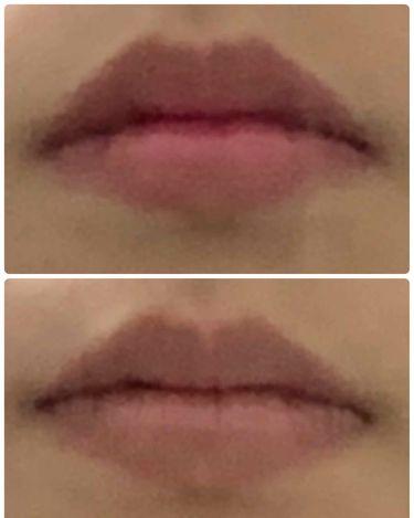 口紅がいらない薬用リップほんのりUV/メンターム/リップケア・リップクリームを使ったクチコミ(4枚目)