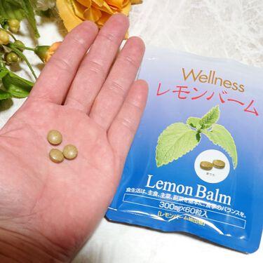 兼松ウェルネス・ウェルネスレモンバーム/兼松ウェルネス/健康サプリメントを使ったクチコミ(4枚目)