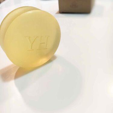 YHフェイシャルソープ/YH化粧品/ボディ石鹸を使ったクチコミ(1枚目)