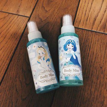 Marina Segamiさんの「ディズニーストアボディミスト<化粧水>」を含むクチコミ
