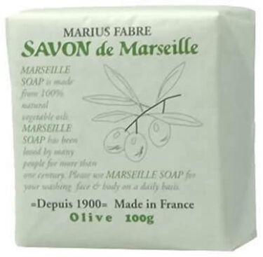 サヴォン ド マルセイユ オリーブ石鹸