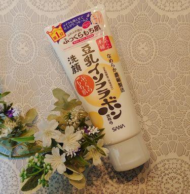 クレンジング洗顔 NA/なめらか本舗/洗顔フォームを使ったクチコミ(1枚目)