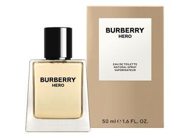 2021/8/2発売 BURBERRY ヒーロー オードトワレ
