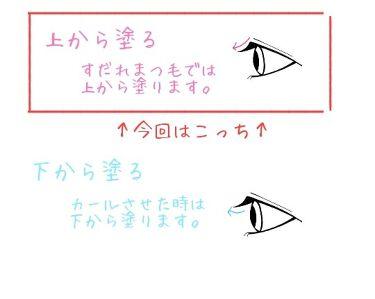 極細 アイライナーR/CEZANNE/リキッドアイライナーを使ったクチコミ(3枚目)