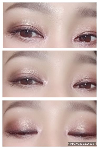 ROEN BEAUTY Eye Shadow Palette/ROEN BEAUTY /パウダーアイシャドウを使ったクチコミ(2枚目)