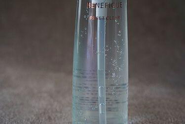 リセットクリアN/BENEFIQUE/化粧水を使ったクチコミ(4枚目)