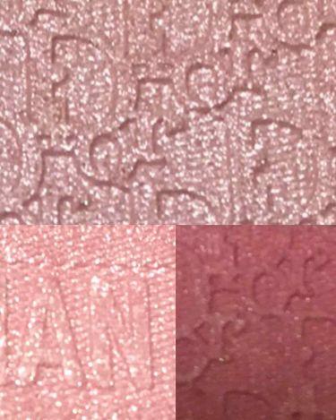 トリオ ブリック パレット/Dior/アイシャドウを使ったクチコミ(3枚目)