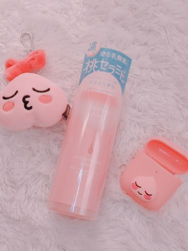潤い濃密化粧水/ももぷり/化粧水を使ったクチコミ(4枚目)
