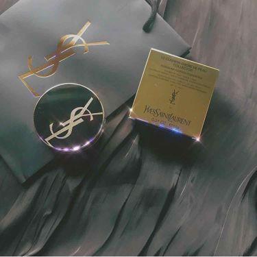 アンクル ド ポー ルクッション/YVES SAINT LAURENT BEAUTE/その他ファンデーションを使ったクチコミ(1枚目)