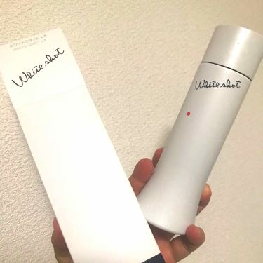 ホワイトショット LX/ホワイトショット/化粧水を使ったクチコミ(1枚目)