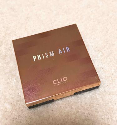 プリズムエアブラッシャー / ハイライター/CLIO/パウダーチークを使ったクチコミ(2枚目)
