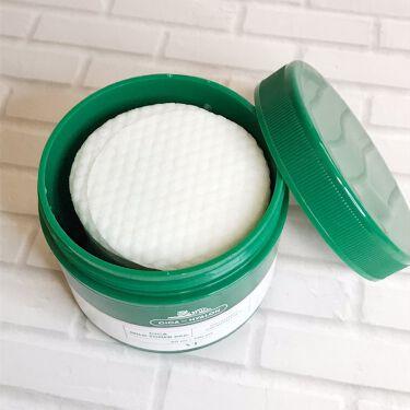 VT CICA マイルドトナーパッド/VT Cosmetics/シートマスク・パックを使ったクチコミ(2枚目)