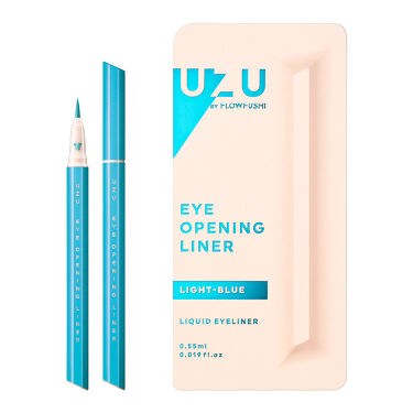 EYE OPENING LINER LIGHT-BLUE