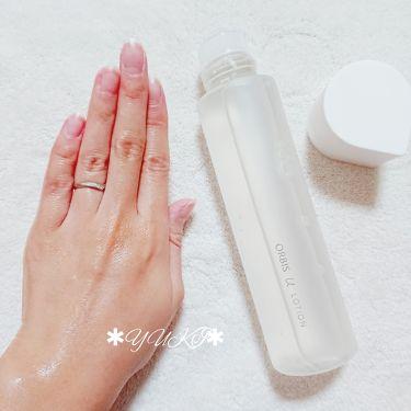 オルビスユーローション/ORBIS/化粧水を使ったクチコミ(3枚目)